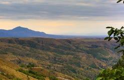 Montanhas em Arménia Natureza da paisagem Fotos de Stock Royalty Free