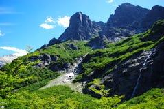 Montanhas em Bariloche, Argentina Imagens de Stock Royalty Free