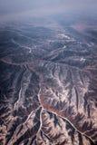 Montanhas em Colorado fotografia de stock