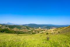 Montanhas em Daguestão sul fotos de stock royalty free