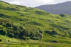 Montanhas em Escócia Fotografia de Stock