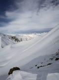 Montanhas em Geórgia 10 Imagens de Stock