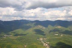 Montanhas em Gelendzhik Imagens de Stock Royalty Free