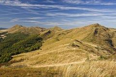 Montanhas em Poland Foto de Stock Royalty Free