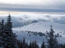 Montanhas em Slovakia Imagem de Stock