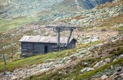 Montanhas em Slovakia Imagem de Stock Royalty Free