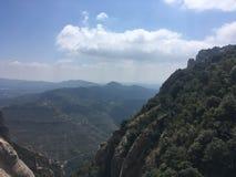 Montanhas em Spain Imagem de Stock