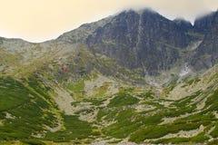 Montanhas eslovacas Fotos de Stock Royalty Free