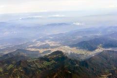 Montanhas espanholas Fotografia de Stock Royalty Free