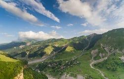 Montanhas Georgian Foto de Stock Royalty Free