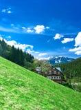 Montanhas gigantes Imagem de Stock Royalty Free