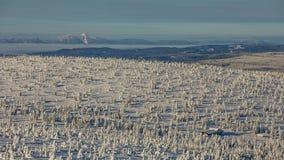 Montanhas gigantes/Karkonosze Imagem de Stock Royalty Free