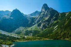 Montanhas grandes Imagens de Stock Royalty Free