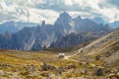 Montanhas italianas Imagens de Stock