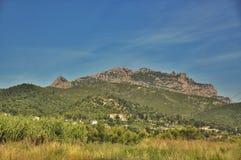 Montanhas Monserrate Imagens de Stock