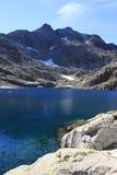 Montanhas no vale de Tena, Pyrenees Panticosa Foto de Stock Royalty Free