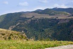 Montanhas perto da garganta de Taskim em Armênia Foto de Stock Royalty Free