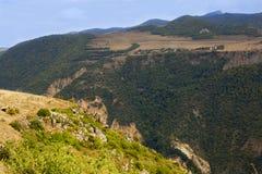 Montanhas perto da garganta de Taskim em Armênia Imagens de Stock Royalty Free