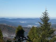 Montanhas, Polônia Fotografia de Stock Royalty Free