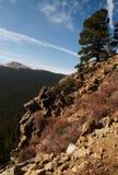 Montanhas rochosas 03 Imagens de Stock Royalty Free