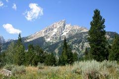 Montanhas rochosas Imagens de Stock Royalty Free