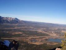 Montanhas Rochosas canadenses Imagens de Stock
