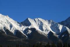 Montanhas Rochosas canadenses Fotografia de Stock Royalty Free