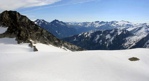 Montanhas Rochosas canadenses, Canadá Imagens de Stock Royalty Free