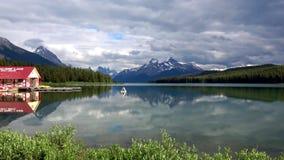 Montanhas rochosas, parque nacional de Banff, Canadá fotos de stock