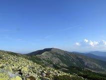 Montanhas rochosos Fotografia de Stock