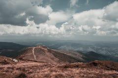 Montanhas romenas de Apuseni fotos de stock royalty free