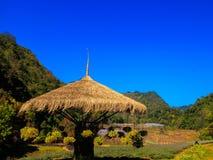 Montanhas tailandesas Imagem de Stock Royalty Free