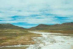 Montanhas Tibet imagens de stock