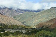 Montanhas V fotografia de stock