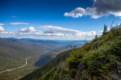 Montanhas verdes Foto de Stock