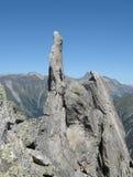 Montanhista Imagem de Stock