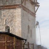 Montanhista industrial Fotos de Stock