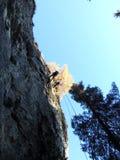 Montanhistas de montanha Fotografia de Stock Royalty Free