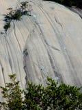 Montanhistas de pedra do parque estadual da montanha Fotografia de Stock Royalty Free