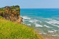 Montanita op de Stille Oceaan Royalty-vrije Stock Afbeeldingen