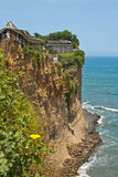 Beach Cliffs of South America 2 Stock Image