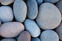 Montant reeble rond sec de vintage de pierres de fond abstrait Image stock