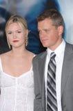 Montantes de Julia, Matt Damon imagen de archivo libre de regalías