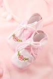 Montantes do bebê Fotografia de Stock