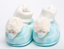 Montantes do bebê fotos de stock