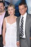Montants de Julia, Matt Damon Images libres de droits