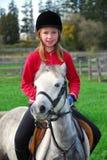 Montar a caballo fotos de archivo libres de regalías