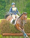 Montar a caballo más inmóvil juliano para los E.E.U.U. imagen de archivo libre de regalías