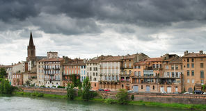 Montauban Royalty Free Stock Photography