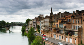 Montauban Stock Photo
